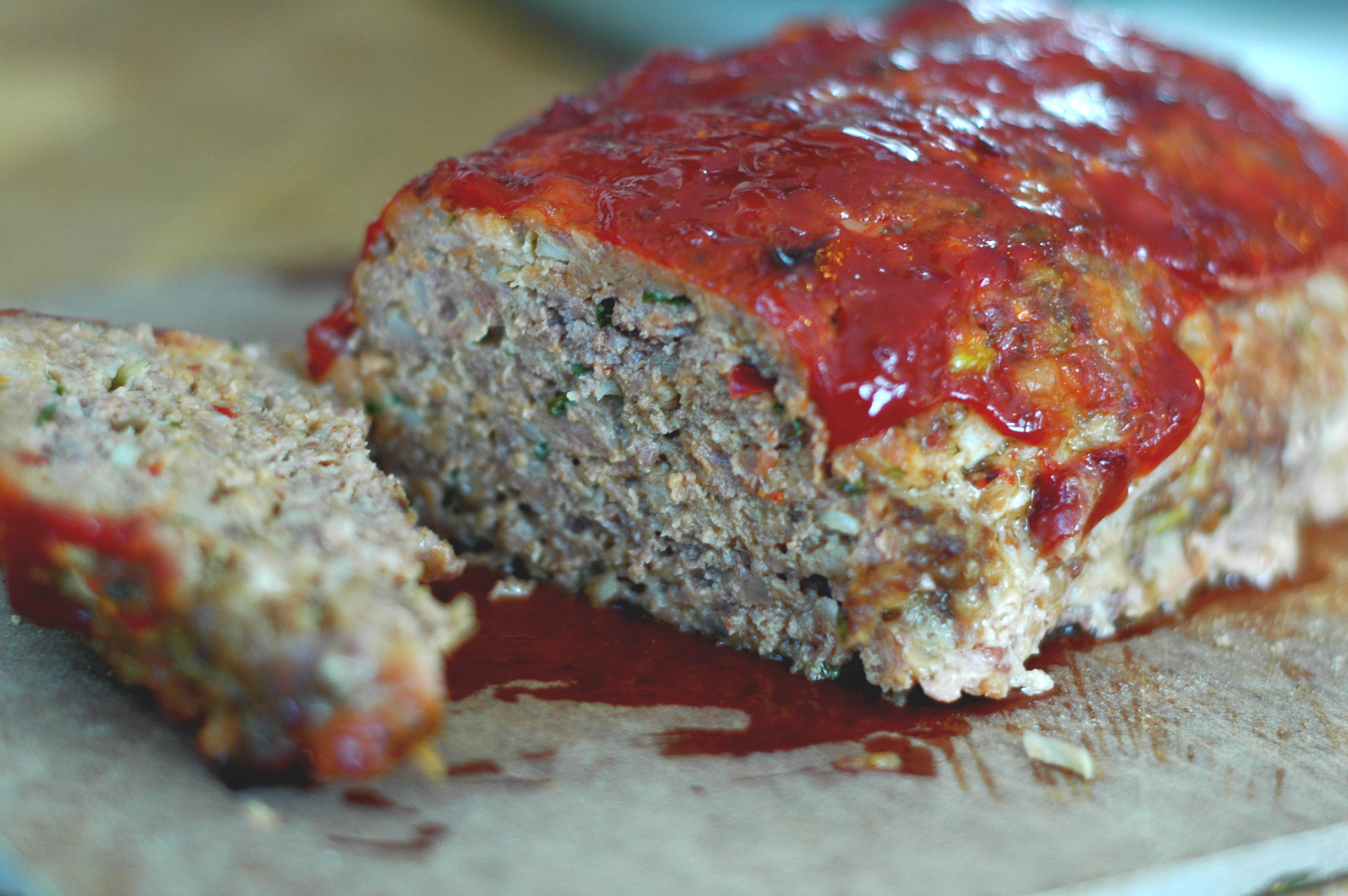 Bacon Chipotle Meatloaf - but i'm hungry