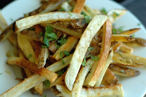 truffle garlic fries1