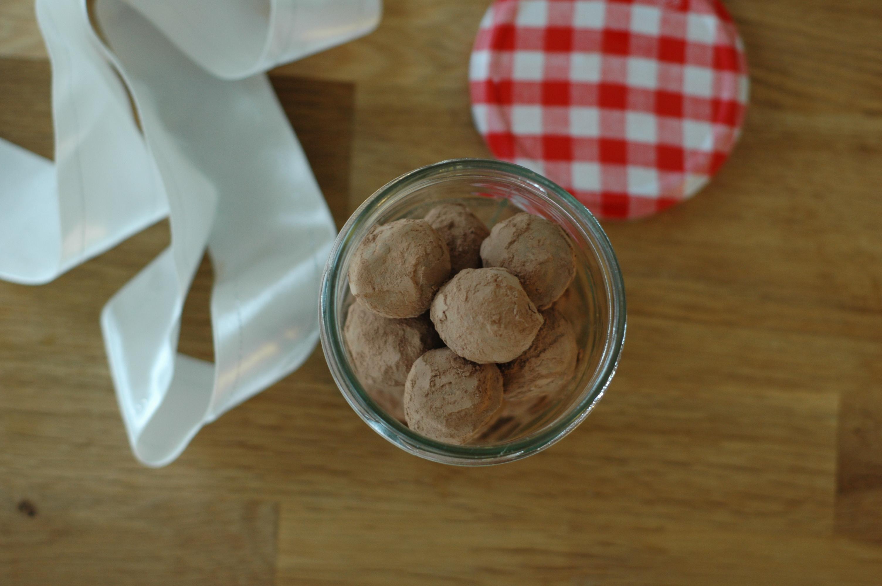 Earl Grey Truffles